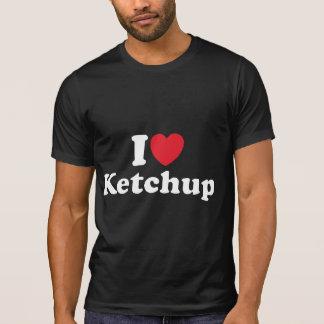 I Love Ketchup Tee Shirt