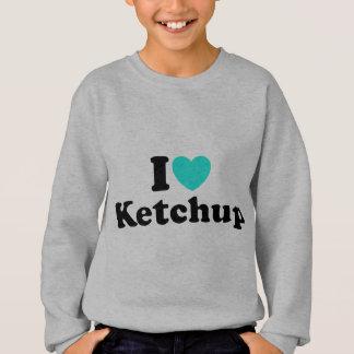 I Love Ketchup Tshirt