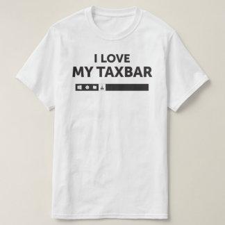 I Love My Taxbar Shirt