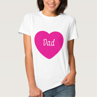 I Love You, Dad Shirt