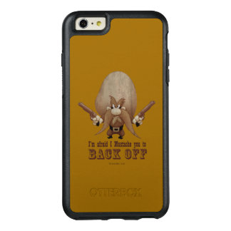 I Mustache You To Back Off OtterBox iPhone 6/6s Plus Case