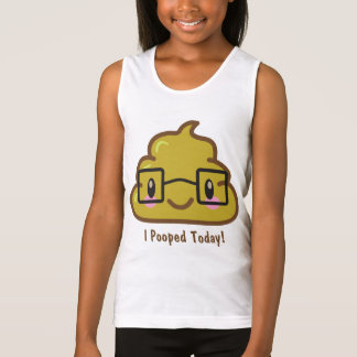 I Pooped Today!  Smarty Poo Tee Shirts