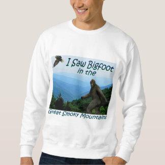 I Saw Bigfoot - Great Smoky Mtns Adult Sweatshirt