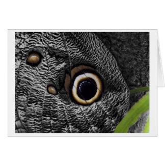 i sleep greeting card