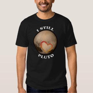 """I Still Love Pluto"" Tee Shirts"