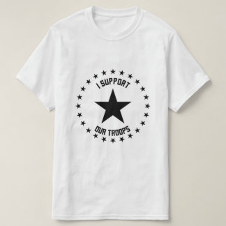 I Support Our Troops Value T-Shirt