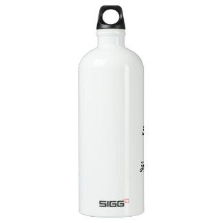 I survived ziplining! SIGG traveller 1.0L water bottle