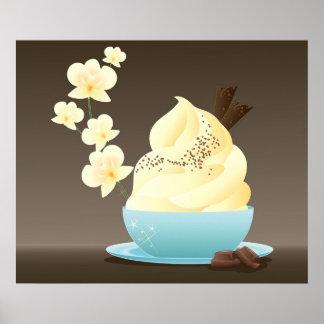 Ice Cream Treat Poster