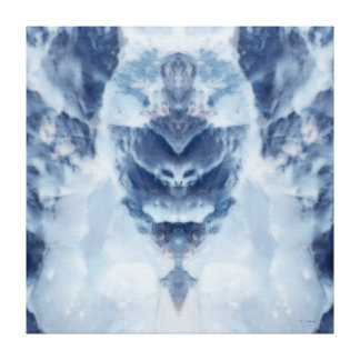 Ice Queen Stretched Canvas Prints