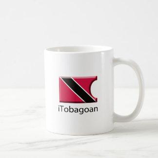iFlag Tobago Basic White Mug