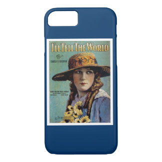 I'll Tell The World iPhone 7 Case