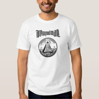 illuminati Awareness T Shirt