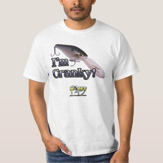 I'm Cranky! Value T Shirts