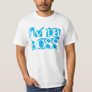 I'M DA BOSS shirt