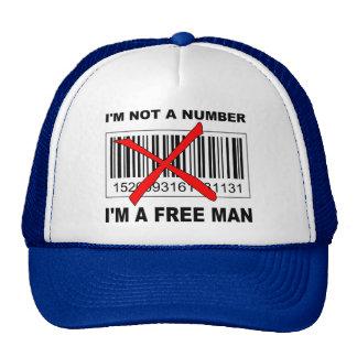 I'm not a Number... Cap