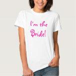 I'm the Bride! Tees