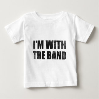 I'm With The Band Tshirt