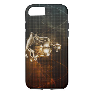 Immersive Technology and Music Sound Experience iPhone 7 Case