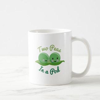 In A Pod Basic White Mug