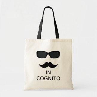 In Cognito Budget Tote Bag