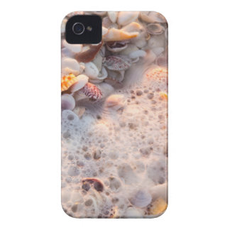 Incoming Surf And Seashells On Sanibel Island Case-Mate iPhone 4 Case