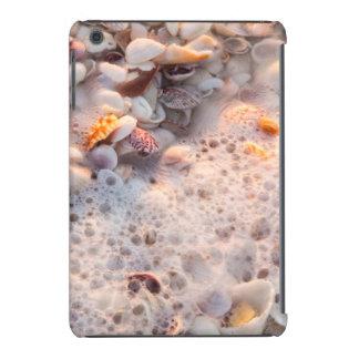 Incoming Surf And Seashells On Sanibel Island iPad Mini Retina Cover