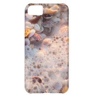 Incoming Surf And Seashells On Sanibel Island iPhone 5C Case