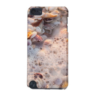 Incoming Surf And Seashells On Sanibel Island iPod Touch (5th Generation) Covers