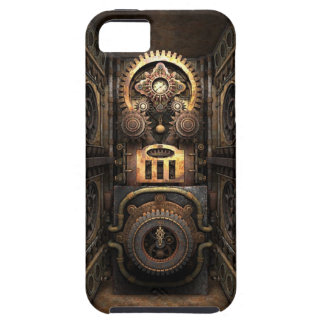 Infernal Steampunk Contraption iPhone 5 Cases