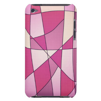 ink abstract ipod touch case
