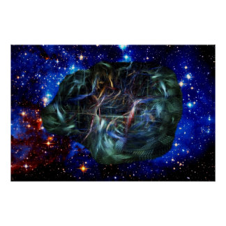 Inner Workings of the Universe Poster