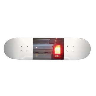 intersection 20.6 cm skateboard deck