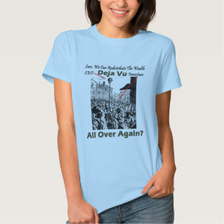 Investors vs CEOs - Proxy Power Now! T-shirt
