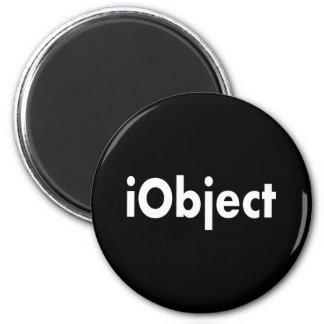 iObject 6 Cm Round Magnet