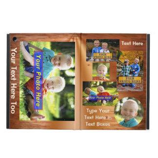 iPAD AIR Sleeve, Photo Collage iPad Case