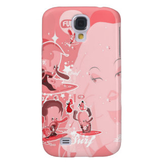 iPhone3g1 - Frenchy romance Galaxy S4 Covers