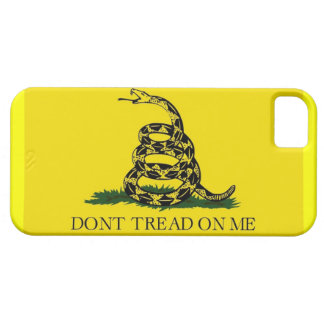 iphone 5 Case-Mate w/ Gadsden Flag- Dont Tread On iPhone 5 Cover