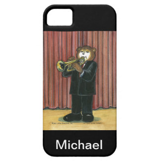 iPhone Case for Trumpet Player