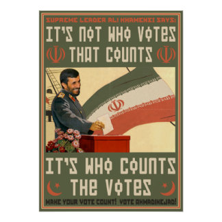 Iran Vote '09 Poster