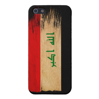 Iraq Flag iPhone 5/5S Cases