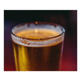 Irish Beer Photo Art