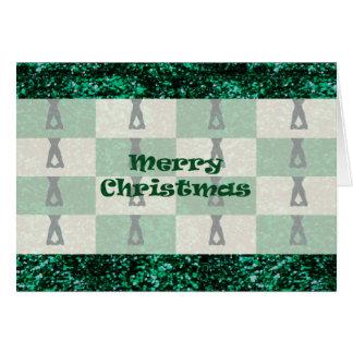 Irish Dance Christmas Note Card