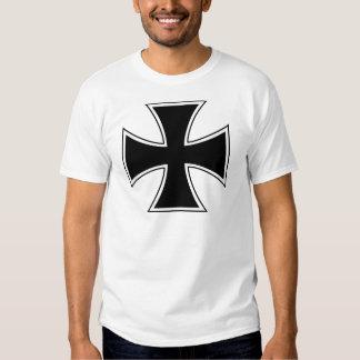 Iron cross t shirts