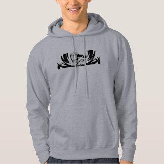 Iron Horse Logo Hoodie