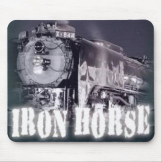 Iron Horse Mousepad