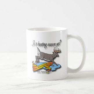 Is It Hunting Season Yet? Basic White Mug