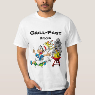 istockphoto_4147632-bbq-hot-dog, Grill-Fest , 2009 Tees