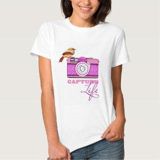 It captures Life Tee Shirts