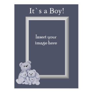 It`s a Boy! Postcard
