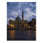 Italy, Rome, Vatican City, St. Peter's Basilica Postcard